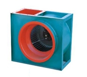 DDL系列单吸式低噪声离心风机